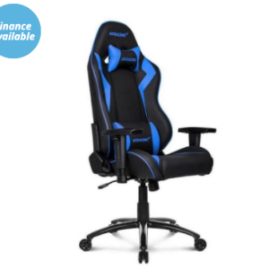 AKRacing Core Series SX Gaming Chair – Blue