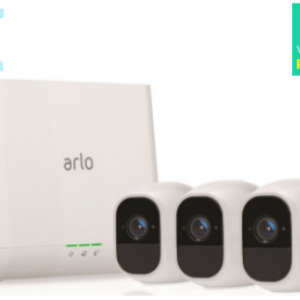 Arlo Pro2 Smart Home Security Cameras
