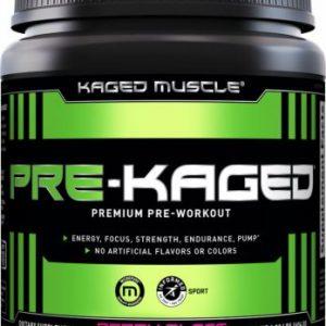 PRE-KAGED Pre-Workout