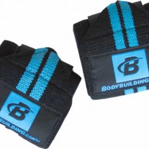 Wrist Wraps , 15 Inches Black