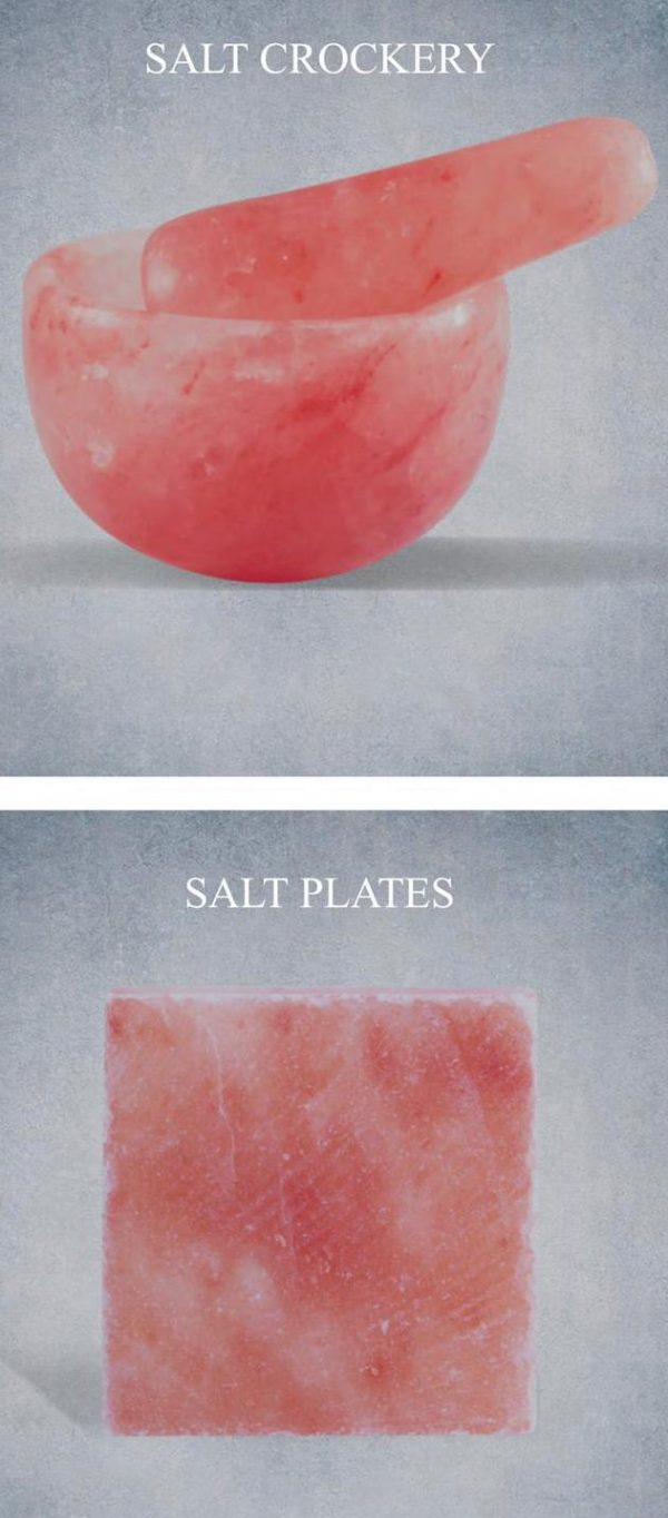 Salt Crockery & Plates