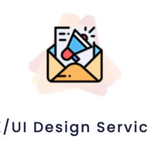 UX/UI Design Services
